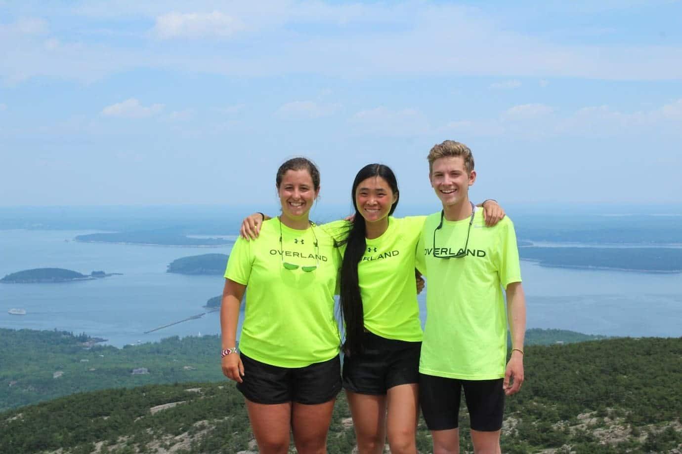 Teen Summer Biking Trip Nova Scotia 1