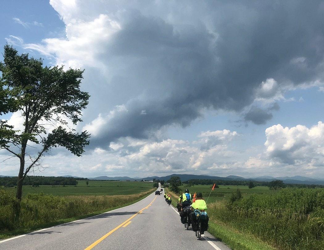 Teen Summer Biking Trip Vermont 6