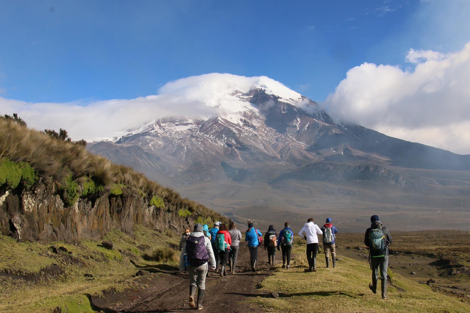 Teen Summer Field Studies Ecuador and Galapagos 1