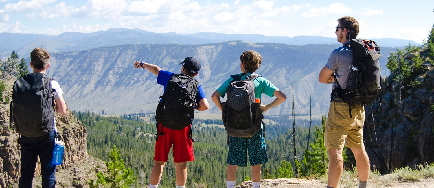 Teen Summer Hiking and Biking Trips and Camps | Overland Summers