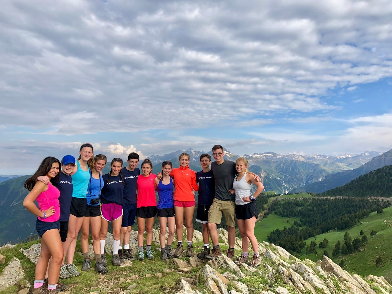 Teen Summer Language and Hiking Spain 1