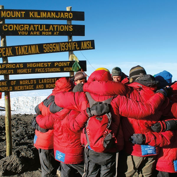 Kilimanjaro Expedition 2022